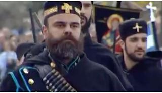 «Η Μακεδονία είναι Ελληνική» – Η Ιαχή των Ποντίων στη στρατιωτική παρέλαση της Θεσσαλονίκης