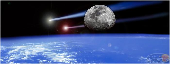 cometas fazem maior aproximação com a Terra em março de 2016