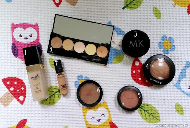 Maquiagem para Formatura