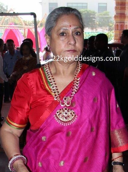 Jaya Bachchan in Ruby Mango Haram