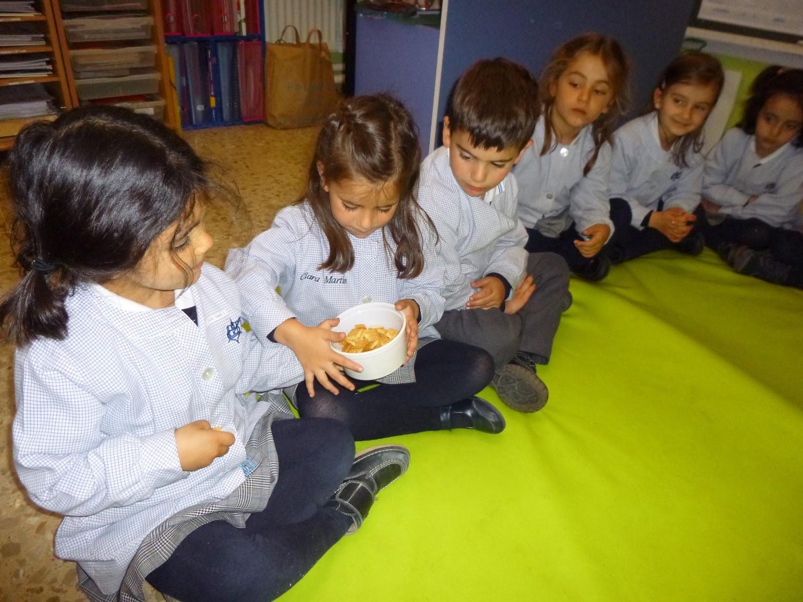Agustinas Valladolid - 2017 - Infantil 4 - Dulce Salado 2