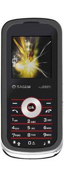 Sagem my220X