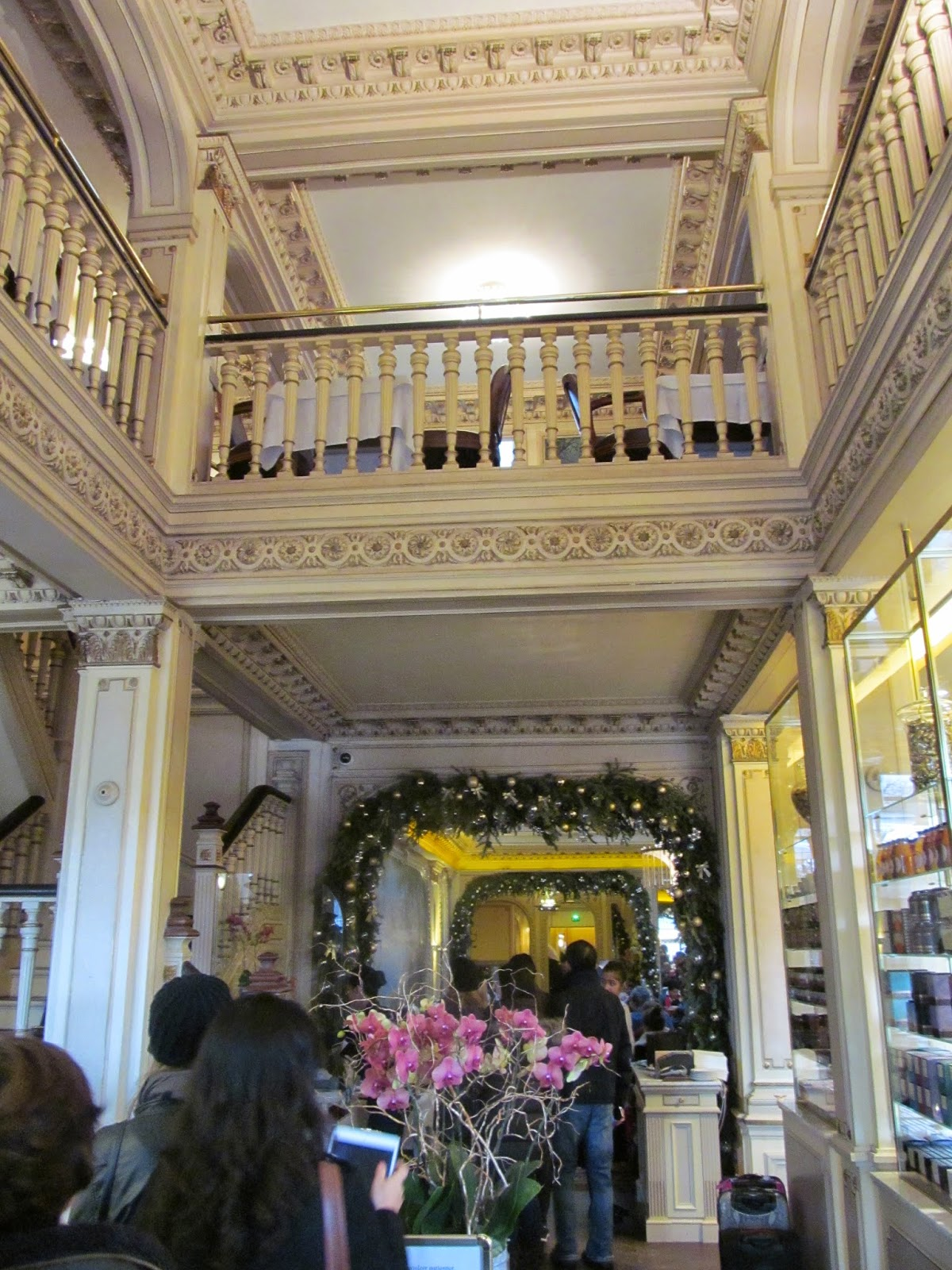 interior angelina paris