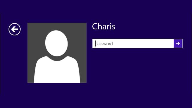 Panduan Step by Step Cara Membuat Password Windows 8