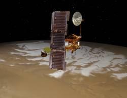 www.fertilmente.com.br - Mars Odyssey Orbiter, a missão que estuda o relevo de Marte enviada em 2001