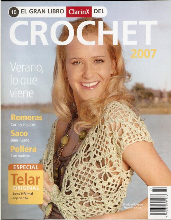 Crochet Clarinx