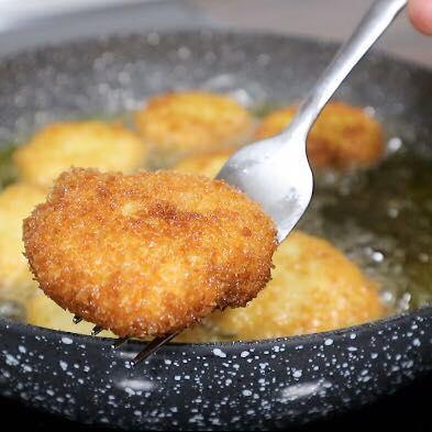 Nuggets de pollo super crujientes