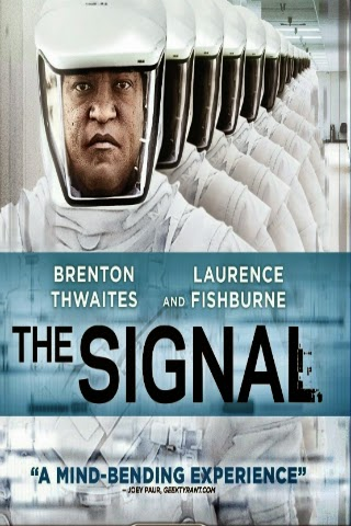 The Signal [2014] [DVDR] [NTSC] [Latino]