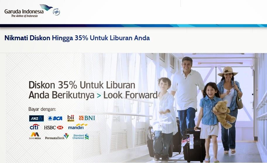 Pintar Kartu Kredit Garuda Indonesia