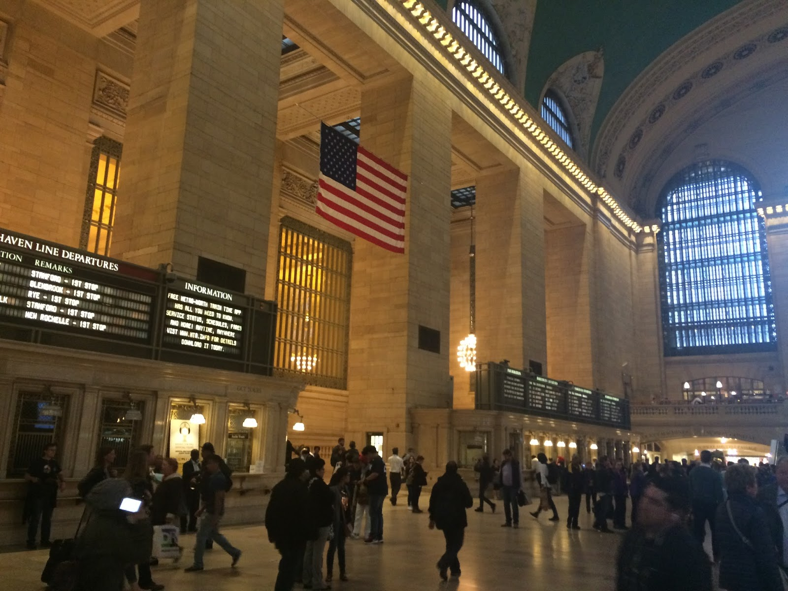 Picture of Grand Central Station New York