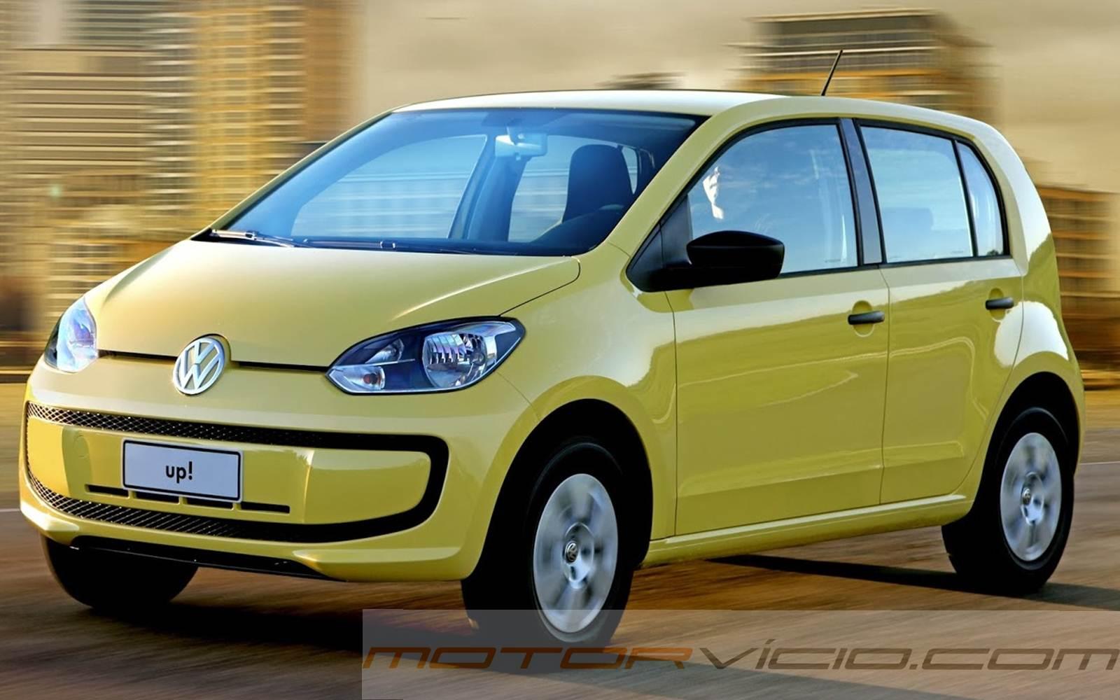 Novo Volkswagen Up Chega Com Pre 231 O De R 26 900 Motor V 237 Cio