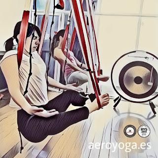 yoga aereo, air yoga, aeroyoga, aeropilates, pilates columpio, columpio yoga, hamac yoga, yoga aerien, fly, flying, yoga, pilates, fitness, ejerciciom deporte, tendencias, bienestar, wellness, salud, coaching
