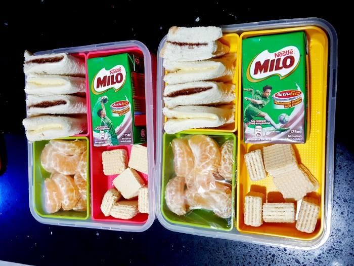 Gambar 10 Idea Menarik Bekal Makanan Untuk Anak Bawa Ke