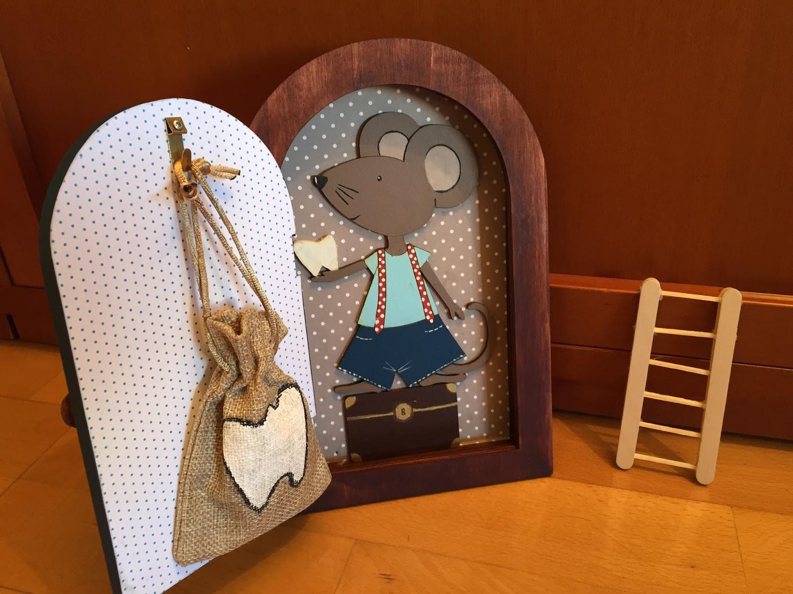 Craftsmode puerta ratoncito p rez for Puerta raton perez