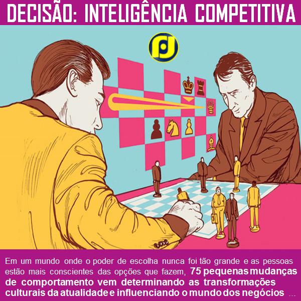 Profissional de Inteligência Competitiva