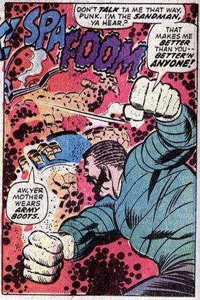 Fantastic Four 148 Sandman