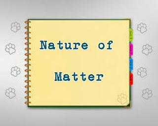 nature of matter
