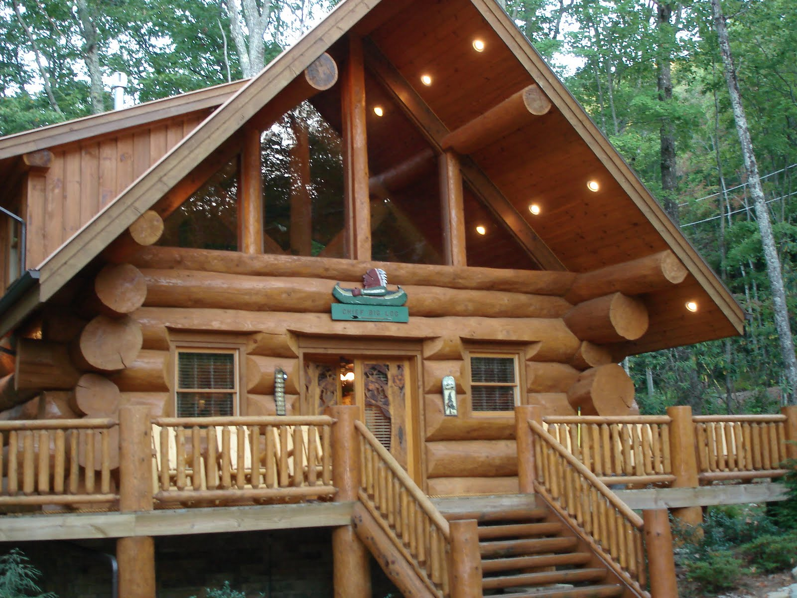 big in log cabins tennessee cabin vacation sevierville bd rental chief vacasa tn unit