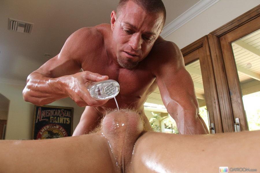 Gay massage porn site