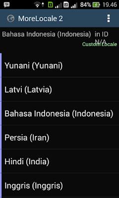 Cara Mengganti Berbagai Macam Jenis Bahasa Di Android