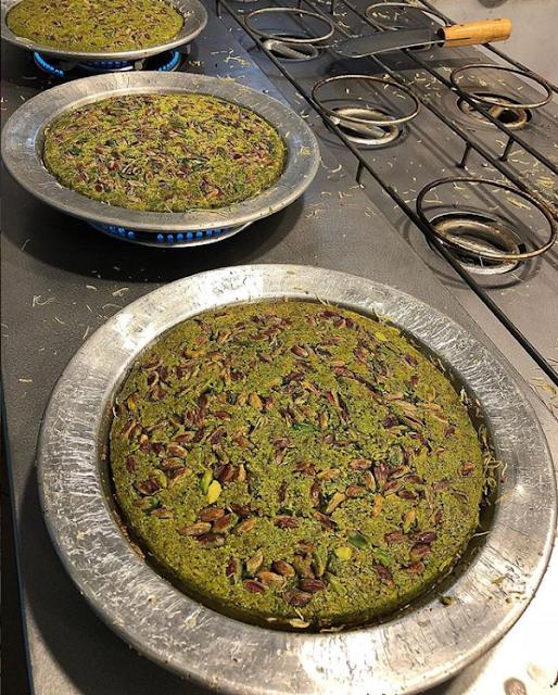 Baklava Cake dari Turki