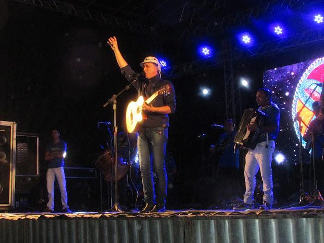 Em Delmiro Gouveia, confira imagens e vídeos da última noite do São João do Centenário