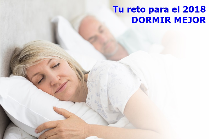Durmiendo mejor en pareja.