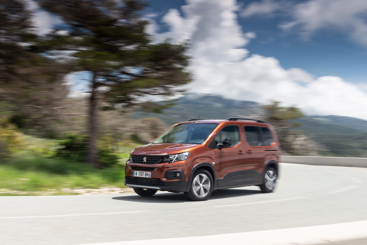 Rifter Gt Line Peugeot Rifter Gt Line 1 5 Hdi 100 Ch Grip Control Occasion