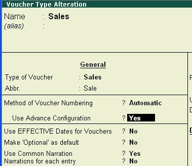 How to re-numbered voucher or invoice in tally - Tally Tutorial