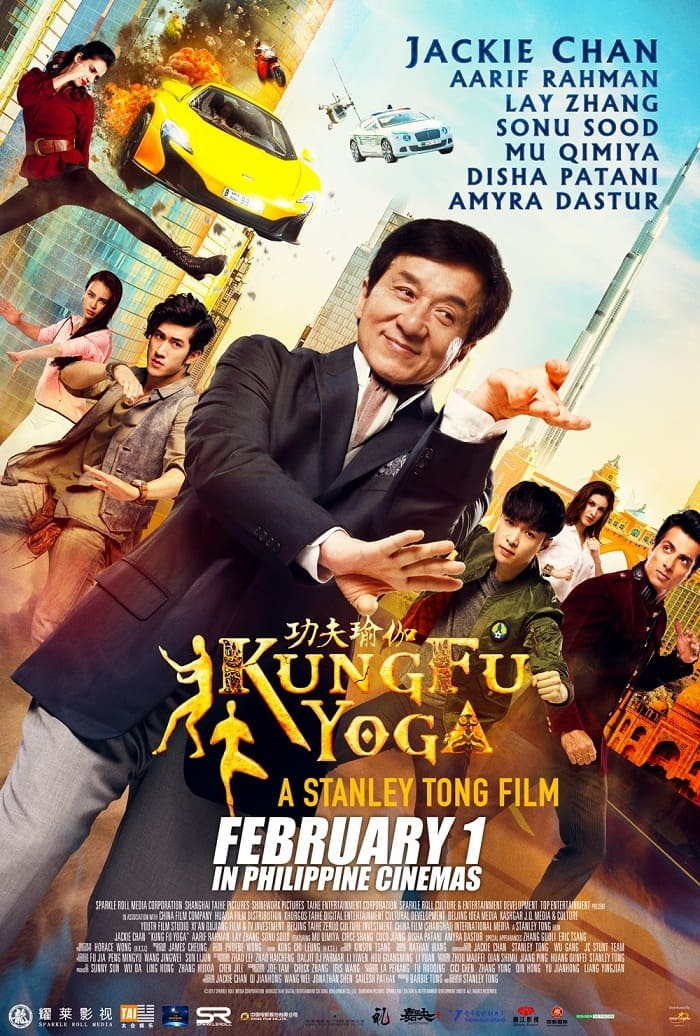 Kung Fu Yoga - Legendado Torrent 720p / BDRip / Bluray / HD Download
