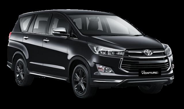All New Kijang Innova 2.4 G At Diesel Toyota Yaris Trd Sportivo Modif Pilihan Warna Venturer - ...