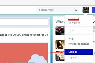 Cara Menonaktifkan Akun Twitter 100% Berhasil