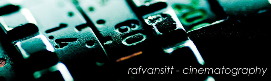 Rafvansitt - Cinematography