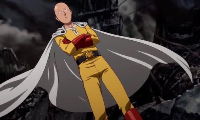 Saitama One Punch Man