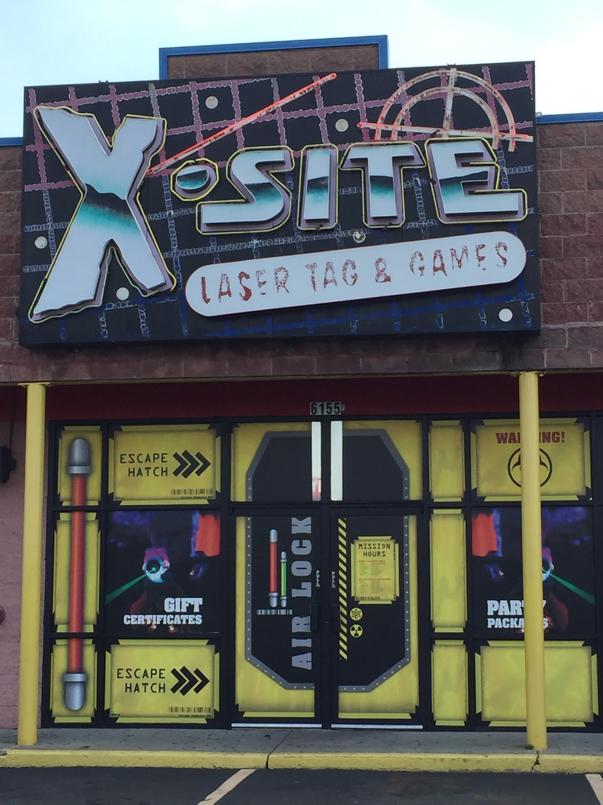 Tiviachick Loves Laser Tag Indiana X Site To The X Treme