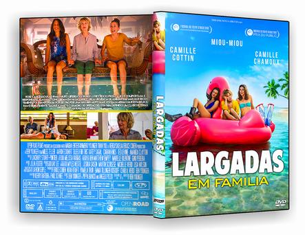 CAPA DVD – Largadas em Familia – ISO