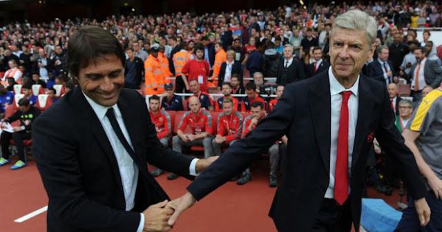 Chelsea sẵn sàng sa thải Conte: Arsenal tính gây sốc, Wenger lo sốt vó 2