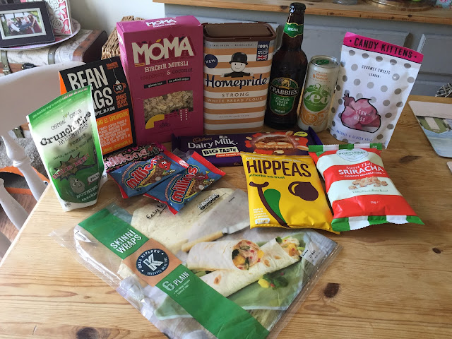 May's Degustabox contents