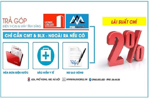 mua điện thoại trả góp tại Đà Nẵng