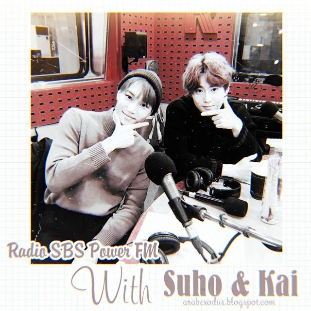 مترجم || راديو Choi Hwa Jung's Power Time مع سوهو وكاي