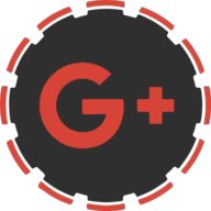 google plus social button