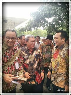 Rapat Kerja Pemerintah (RKP) Dimanfaatkan Paman Birin untuk Jalin Kebersamaan