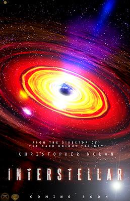 Interstellar Movie 2014 Fan Made Poster