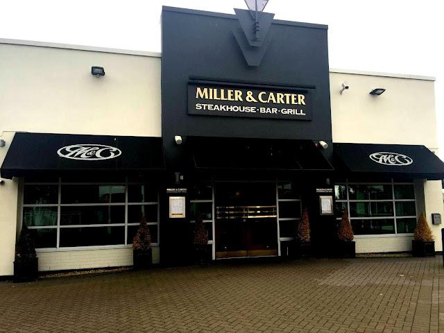 Miller & Carter Steakhouse Cheshire