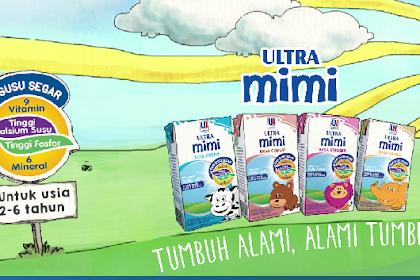 Update Harga Susu Ultramimi 1 Dus Kotak 125 ml Terbaru