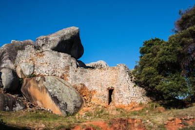 سور زيمبابوي العظيم، زيمبابوي