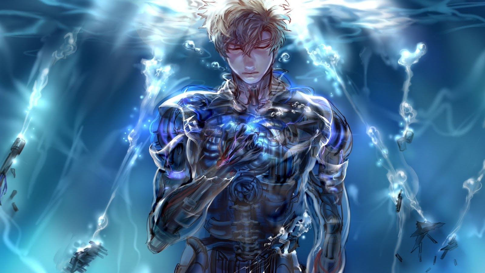 ANIME - WALLPAPER - GAMES: One Punch Man