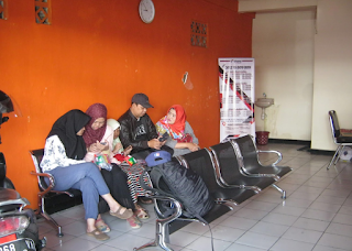 Pool Ftrans Shuttle Sukabumi