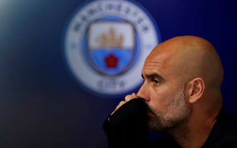 Revealed! Guardiola 'Signed Man City Deal FOUR MONTHS Before Deal Was Announced'