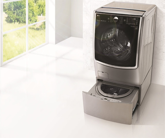 LG Brings Award-winning Twin Wash to the Philippines
